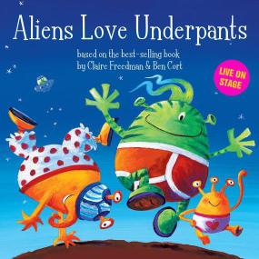 Aliens Love Underpants My Tunbridge Wells www.mytunbridgewells.com
