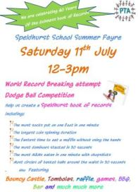 Spledhurst School Fayre My Tunbridge Wells www.mytunbridgewells.com