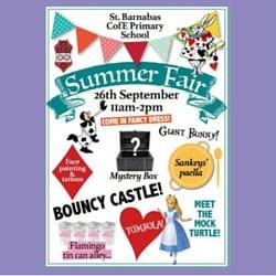 St Barnabas Fair My Tunbridge Wells
