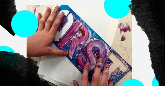 University of the Arts London brings art and design to the Future Creatives of Tonbridge