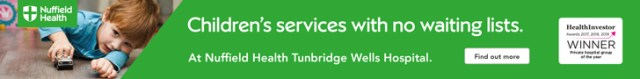 Nuffield Health Tunbridge Wells Childrens Services