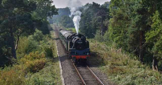 Spa Valley Railway Mother's Day