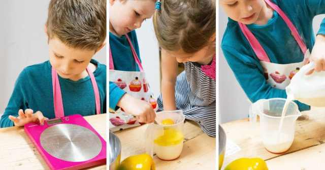 Cookery skills for kids during lockdown