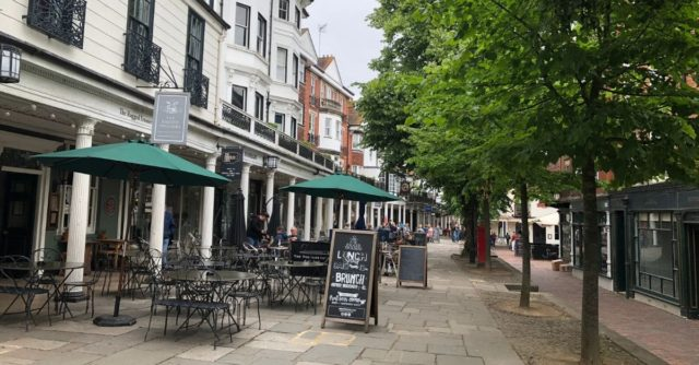 Things to do in Tunbridge Wells this Summer_Pantiles