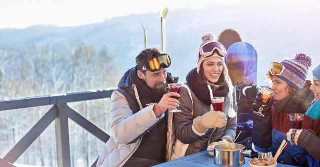 Buzzing Après-Ski