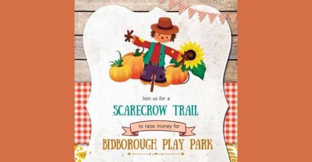 Scarecrow Trail Bidborough Play Park