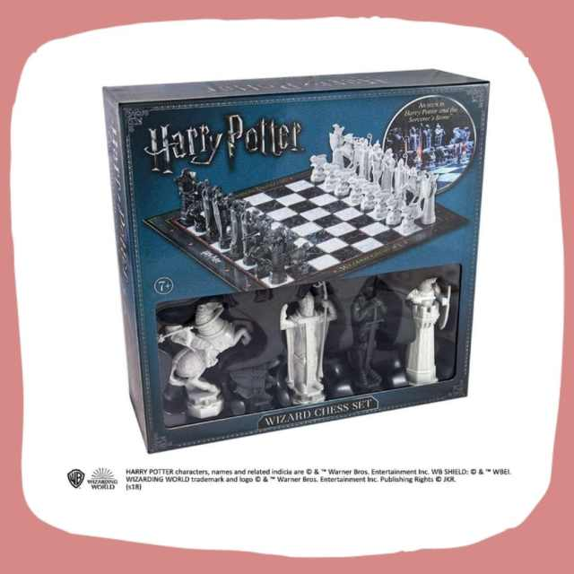 best family games_Harry Potter Chess