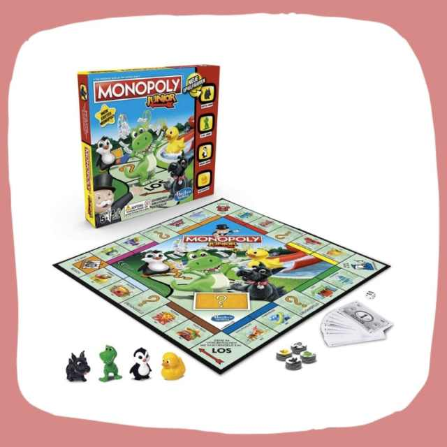 best family games_Junior Monopoly