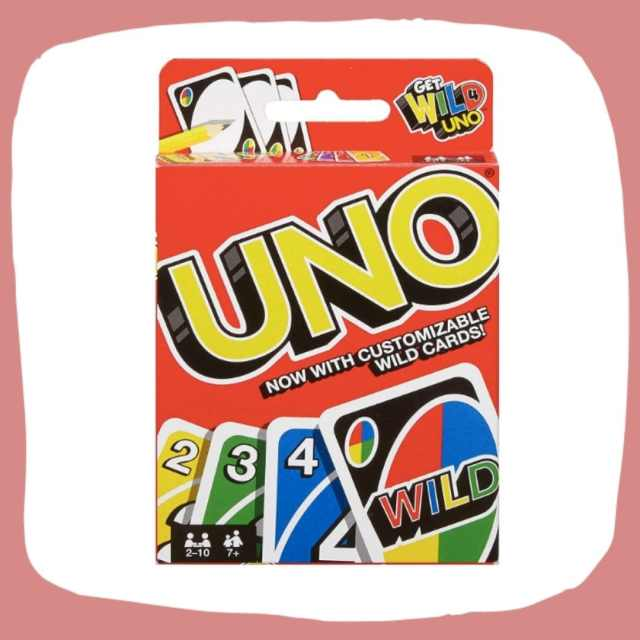 best family games_UNO