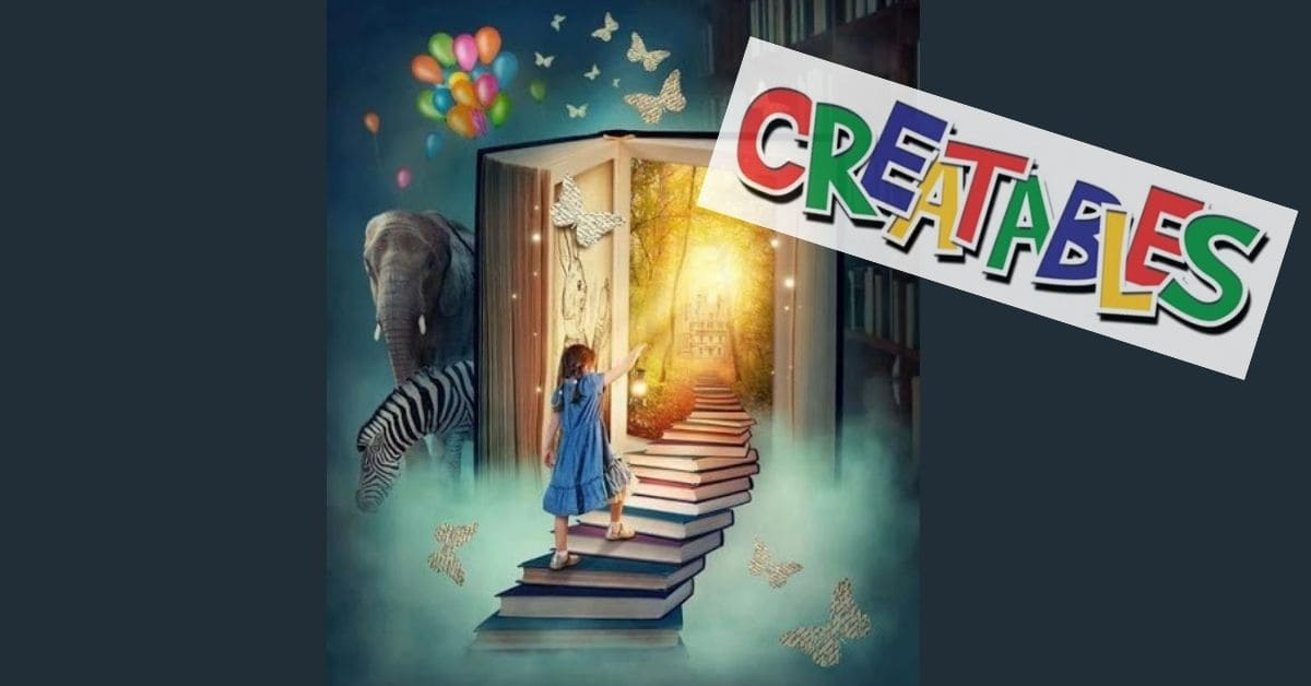 Creatables Enchanted Library Easter Workshops