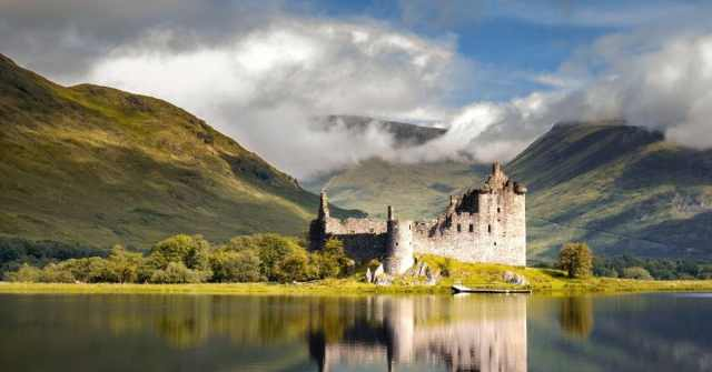 Vacation In Scotland