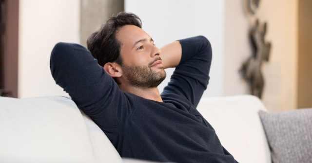 men boost confidence