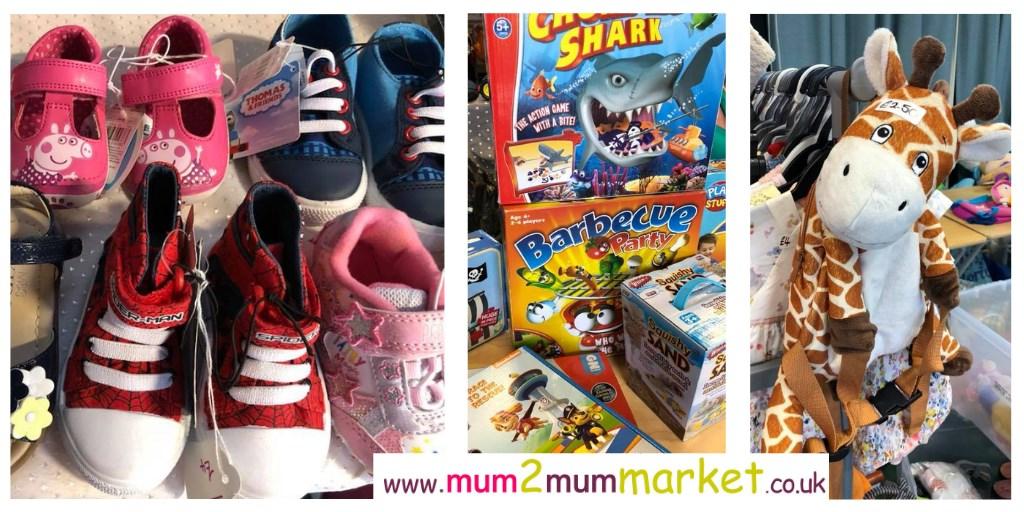Kingshill Mum2Mum Market September