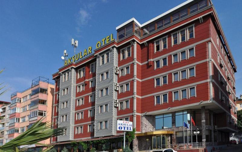 افضل فنادق طرابزون اكسولار