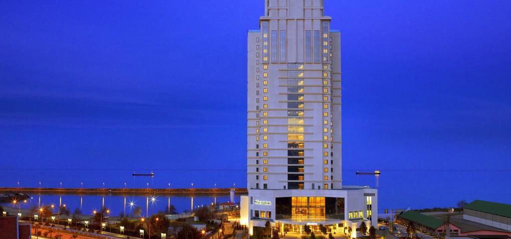 فندق شيراتون غراند سامسون