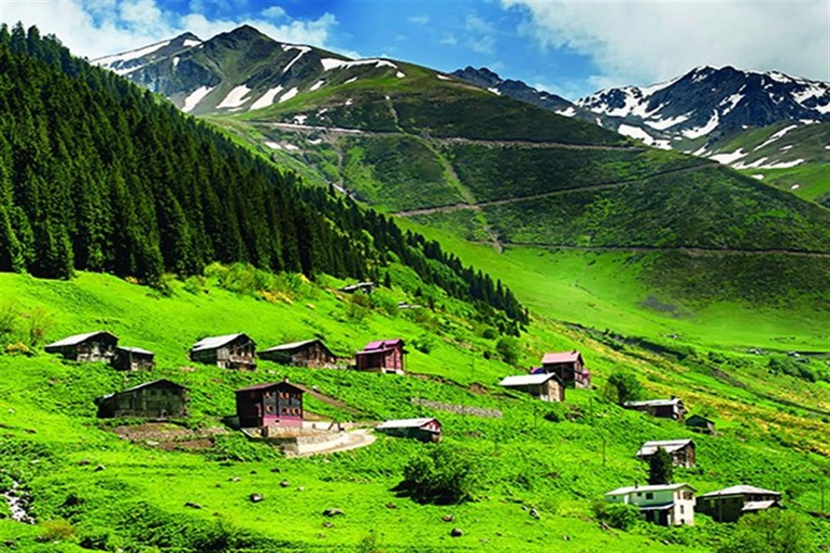 برامج سياحية في الشمال التركي