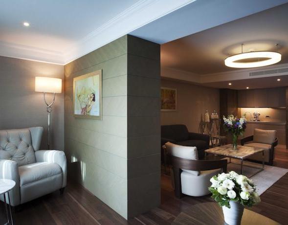 صالة غرف فندق راديسون شيشلي