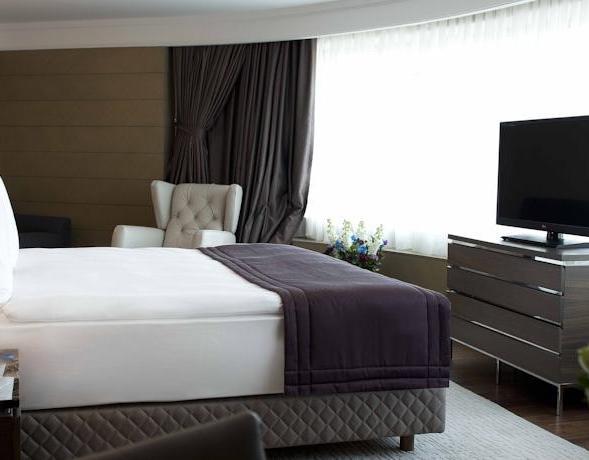 غرف فندق راديسون شيشلي اسطنبول