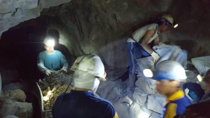 miners in cerro rico