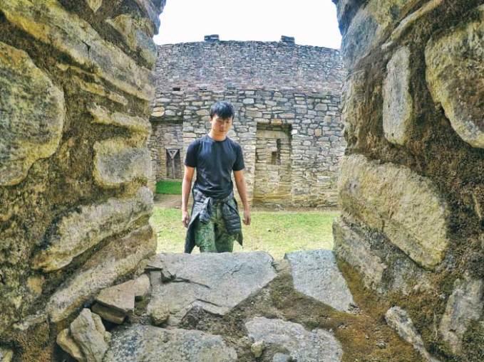 Choquequirao-ruins