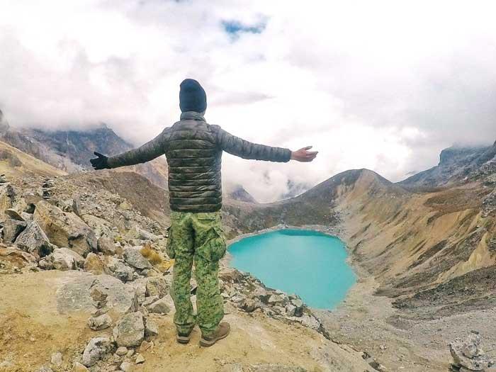 salkantay-lake