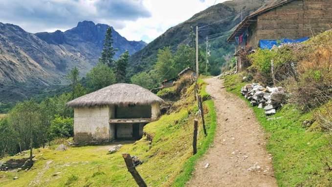 huascaran-villages