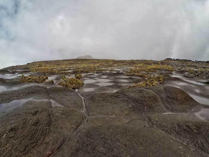 tepui-terrain