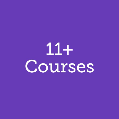 11+ Courses for Year 5 & 6