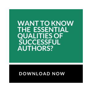 Want to know the essential qualities of successful authors?