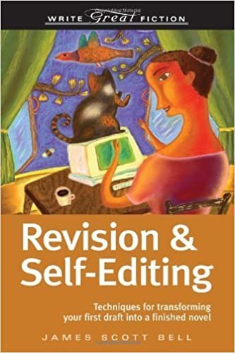 Cover of James Scott Bell's REVISION & SELF-EDITING