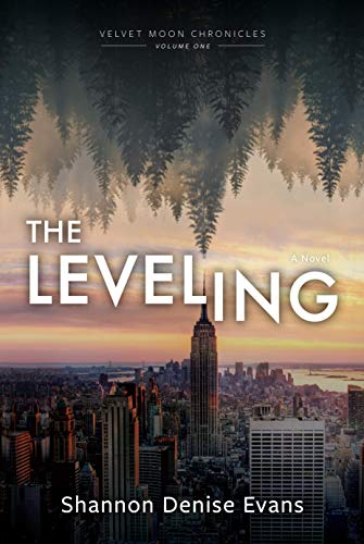 Link to Amazon page for Shannon Evans's novel, The Leveling