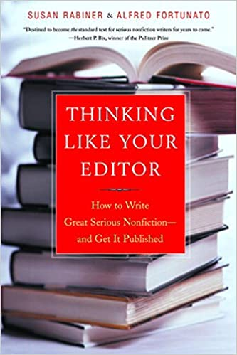 Cover of Susan Rabiner's THINKING LIKE YOUR EDITOR