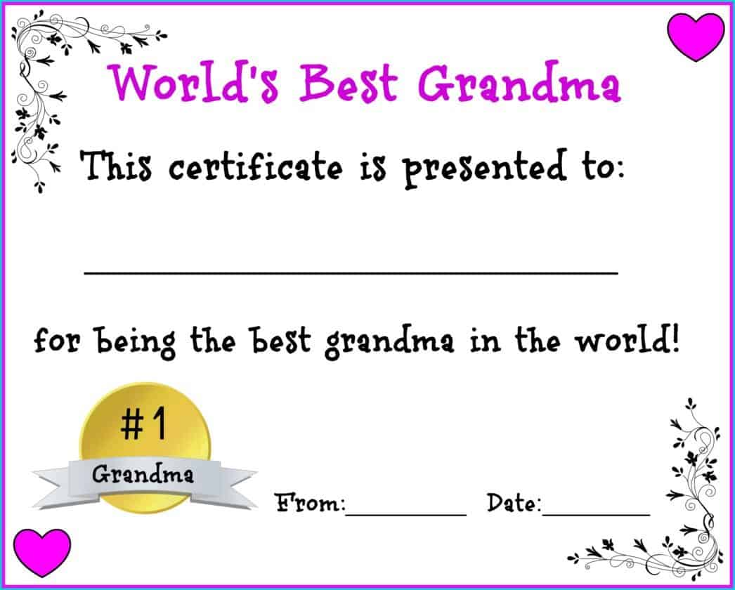 World S Best Mom Free Printable For Mother S Day