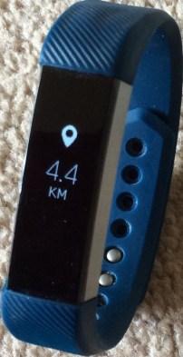 Kilometre Count
