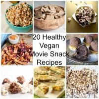 20 movie theater clean-eating vegan recipes