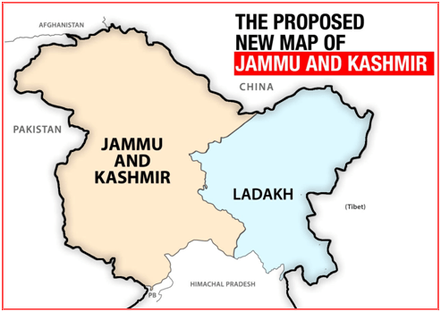 Article 370 and 35(A) Revoked