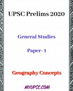 Geography IAS Prelims Notes