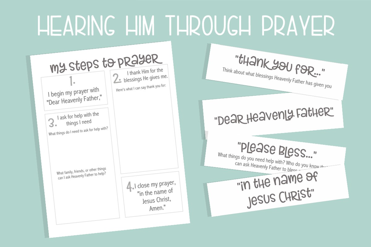 Lds Printables Archives