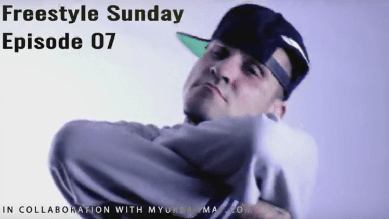 FREESTYLE SUNDAY EP7 AVEC TRE STYLES