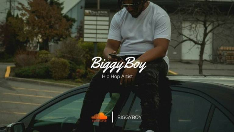 Découverte de la semaine : BiggyBoy un artiste Montréalais à connaître!