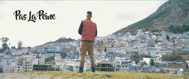 Loussa collabore avec l'artiste Nikotine au Maroc sur le titre Pas la peine