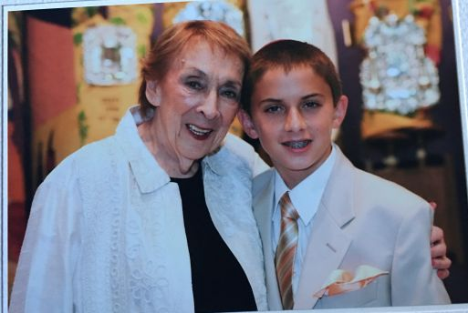 Jake Davidson honors his grandmother and his alma mater with a scholarship