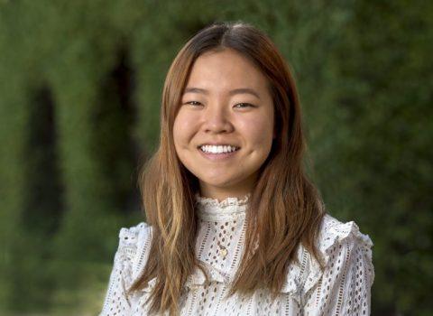 Undergraduate student leader Debbie Lee reflects on change progress at USC