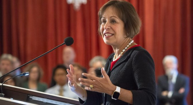 Carol L. Folt to become USC's 12th president