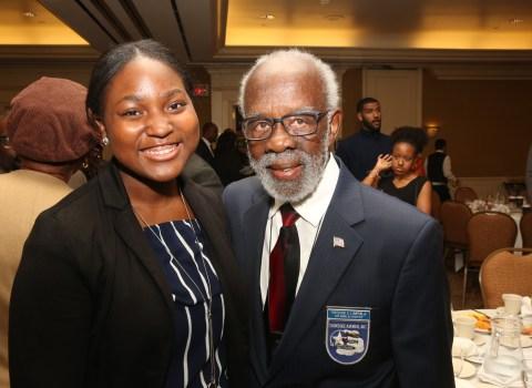 USC alumn and Tuskegee Airmen became a centenarian