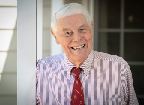 A diploma six decades in the making: Former Trojan student-athlete earns degree at 85