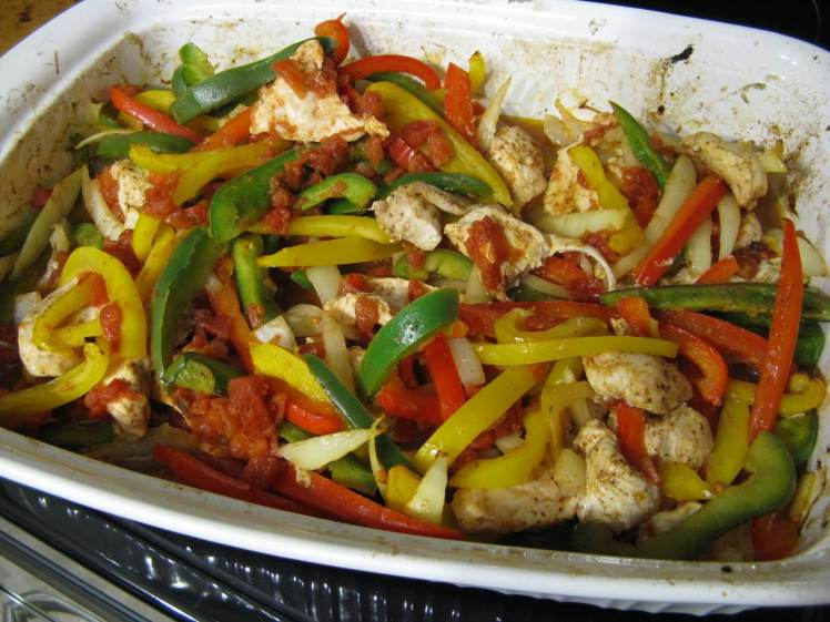 Chicken fajita2