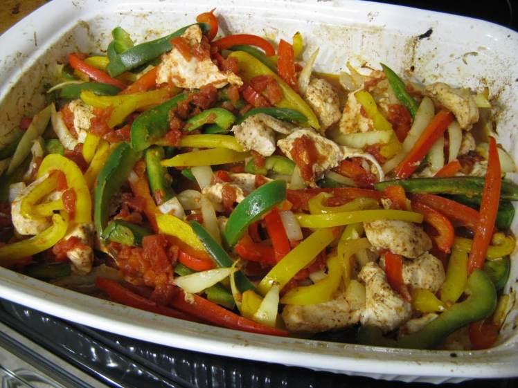 Chicken fajita2