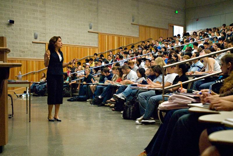 Public University Lecture Hall