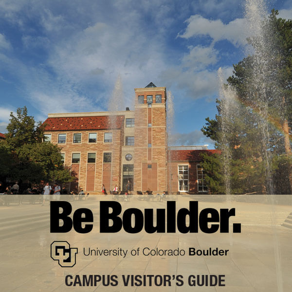 University of Colorado Visitor's Guide